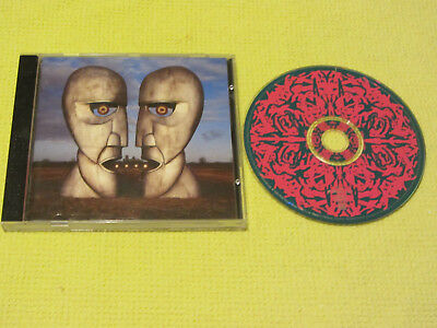 Pink Floyd The Division Bell 1994 CD Album Prog Rock Braille Tray 7243 8 28984 2