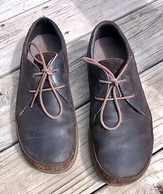 c917b45a9f9f Chaco Montrose Java Brown Leather Lace Up Oxford Comfort Shoes Men s 9