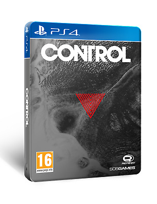 Control  Deluxe Edition PS4  PAL  ( Presale  Release date  27  AUG  19  )