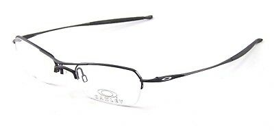 627555665c New Oakley Hollowpoint 2.0 50mm RX Eye Glasses Polished Black Frames  Sunglasses