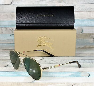 9fc1921b5dac Burberry BE3092Q-114571 LIGHT GOLD green 57 mm Women's Sunglasses