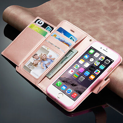 For Samsung Galaxy S8 Luxury Magnetic Flip Cover Stand Wallet Leather Case