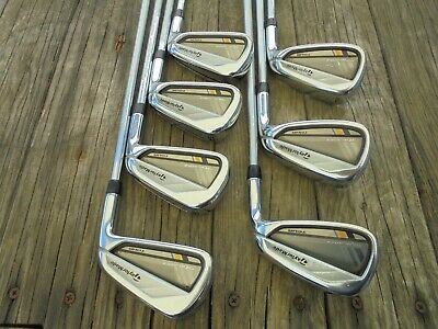 TAYLORMADE ROCKETBLADEZ TOUR Iron Set Golf Club 4-P Right Hand Rifle Steel  PXi