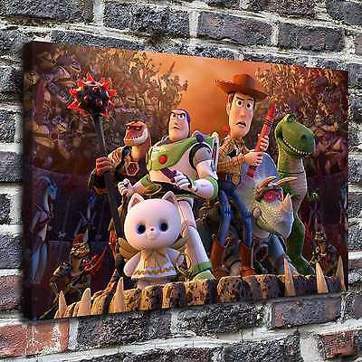 "Toy Story That Paintings HD Print on Canvas Home Decor Wall Art Photos 16""x24"""