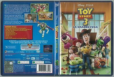 Toy Story 3 La Grande Fuga Disney Pixar 2010 DVD Great Used