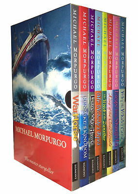 Brand New - Michael Morpurgo Collection by Michael Morpurgo - SEALED