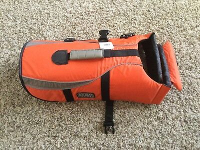 Dog Lifesaver Jacket Outward Hound Medium Vest NEW Rescue Floating Boat Beach