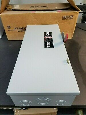 GE TG4323 100 Amp Safety Switch.