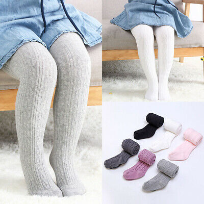 Newborn Toddler Kids Baby Infant Soft Tights Pantyhose Stockings Warm 0-4Y Socks