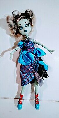 Monster High Frankie Stein Doll Dress Shoes Outfit