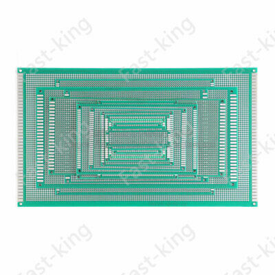 Double Sided Universal PCB Circuit Board Drilled Hole 2.54mm Full Fiber Glass