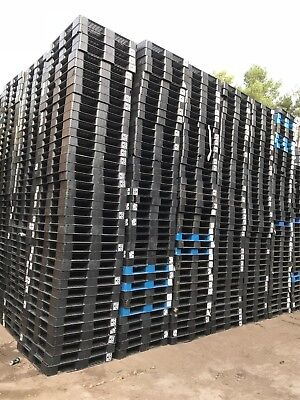 Plastic Pallets 1200 x 1000mm Medium Weight