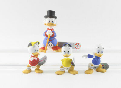 Dagobert Duck === Uncle Scrooge + 3 Neffen Walt Disney Figuren Bully Bullyland