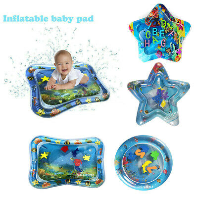 Inflatable Mat Water Cushion Sensory Stimulation Baby Early Education NEW SALE
