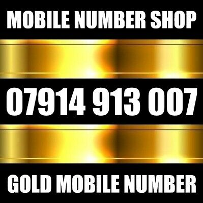 VODAFONE SIM CARD Gold Easy Platinum Vip Mobile Phone Number