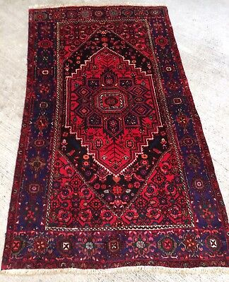 Tapis Persan Irann Gholtogh noué main 215x122cm Alfombra Teppich Tappeto  Rugs