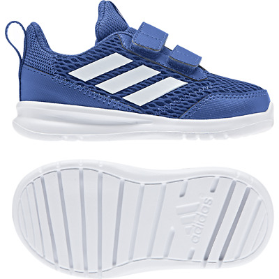 Adidas Boys Shoes Kids Running Sneakers Altarun Infants Shoe Blue Boy CG6818 New