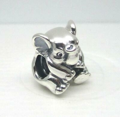 Authentic PANDORA Charm Lucky Elephant 791902