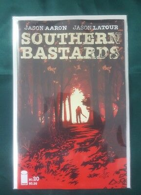 VF//NM IMAGE SOUTHERN BASTARDS #19 COVER B 2014