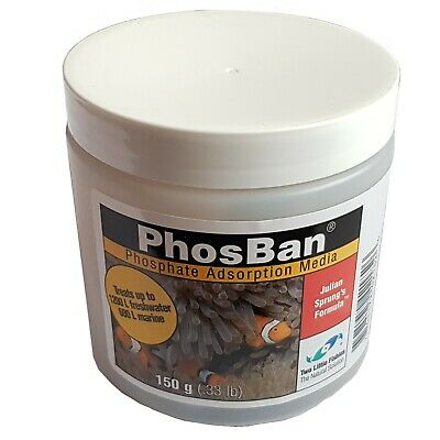 Two Little Fishies Phosban, Phosphate Absorption Media, 150G
