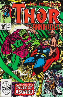 The Mighty Thor #405 (VF+   8.5)