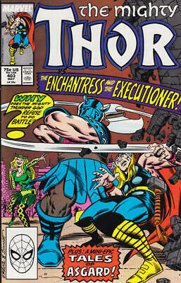 The Mighty Thor #403 (VF-   7.5)