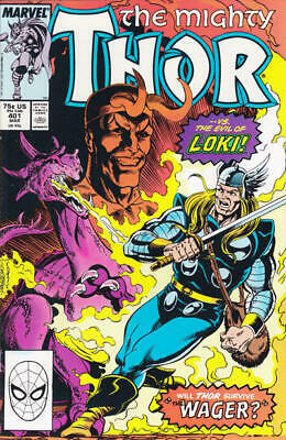 The Mighty Thor #401 (FN/VF   7.0)