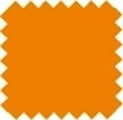 Feutrine 3 mm Polyester 24 x 30 cm Orange - Sodertex