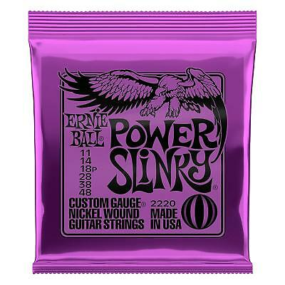 Ernie Ball Power Slinky #2220 Electric Guitar Strings 11-48 F/S