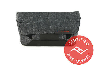 Peak Design Field Pouch Charcoal (Lifetime Warranty) - PD Certified