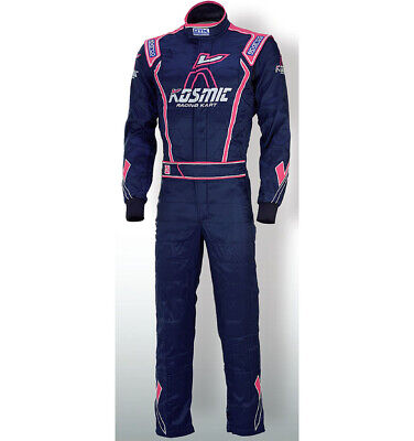 Go Kart OTK Kosmic Sparco KS9 Race Suit Karting Race Wear Adult Expires 2019