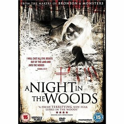 A Night in the Woods DVD Region 2 Horror *New & sealed*