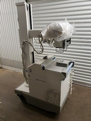 GE AMX4+  Portable X ray 2010