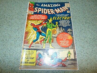 The Amazing Spider-Man #9 (Feb 1964, Marvel)