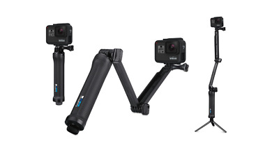 GoPro 3-Way Grip Arm & Tripod Mount