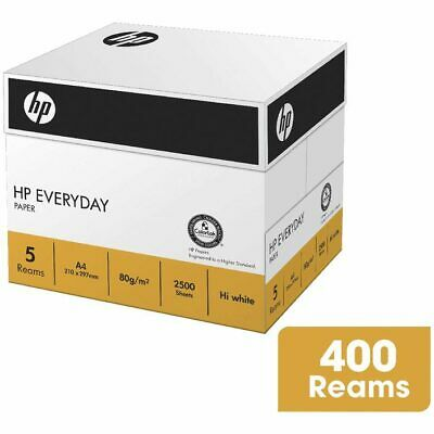 HP Everyday Paper A4 80gsm 400 Reams x 400