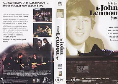 In His Life  The  John Lennon Story Video A Rare Find