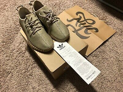 be555d1249346 ADIDAS YEEZY BOOST 350 V1 Oxford Tan US Men Size 10 -  410.00