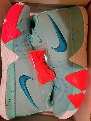 new style 83ea5 98fe1 NIKE KYRIE 4 Power Of Female Size 12
