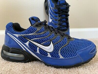 e61009f203c NIKE AIR MAX Torch 4 Royal Blue Black Size 7.5 Men s 343846-460 Running  Shoes