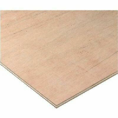 6 Sheets X 4mm Thick (2ft x 2ft)] Thick Plyboard Plywood Flooring Subfloors