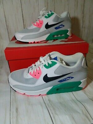 online retailer 7acc9 8b56b Nike Air Max 90 Essential Summer Sea Watermelon South Beach White AJ1285-100