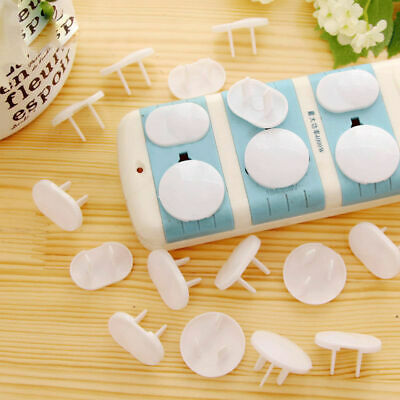 20Pcs Portable Electric Socket Baby Safety Protector Plug Guard outlet Covers