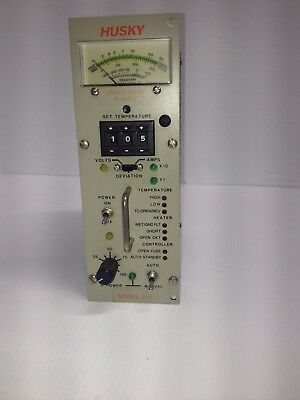 Husky/Gammaflux 915 series, single zone 15 amps temperature controller module