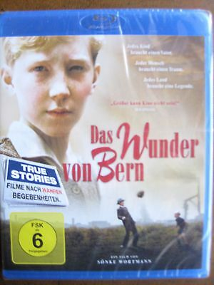 THE MIRACLE OF BERN (2003) (Region-Free Blu-Ray) BRAND NEW, FACTORY SEALED!!!