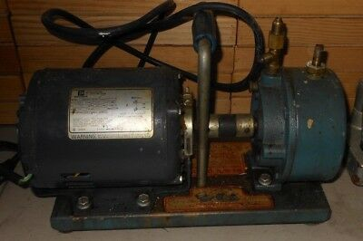 Thermal Engineering Co. Model 1816Z High Vacuum Pump