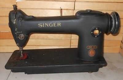 Singer Commercial Sewing Machine 241–12 Head Only