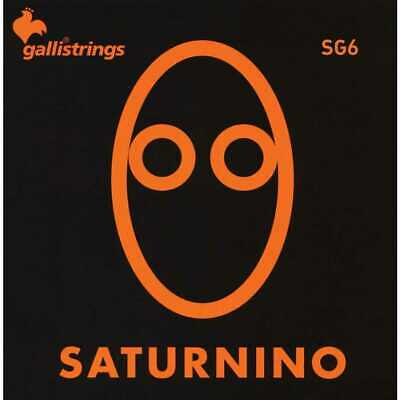 GALLI,STRINGS SG6 6 Corde Per Basso Saturnino