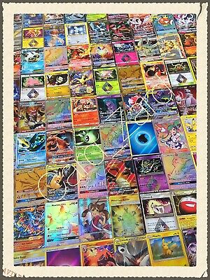 25 x EPIC Pokemon Cards Bundle - Ultra Rare Secret Rainbow Hyper EX GX FA Bulk
