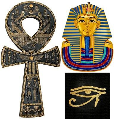 RARE Captivating WICCAN EGYPTIAN DJINN Necklaces WICCA Witch AMULET PARA META